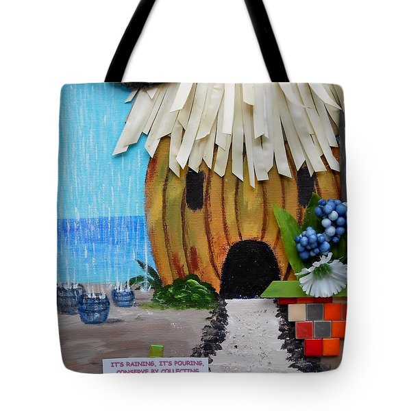Conserve Tote Bag by Jamie Frier