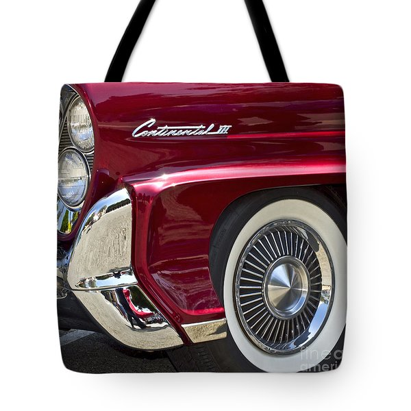Continental IIi Tote Bag by Gwyn Newcombe