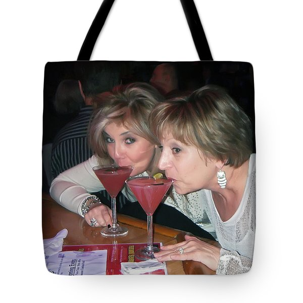 Cosmo Tote Bag by Brian Wallace