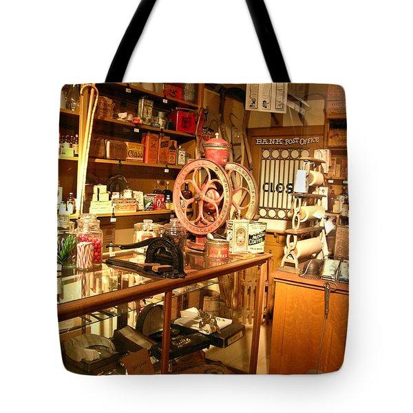 Country Store 1 Tote Bag by Douglas Barnett