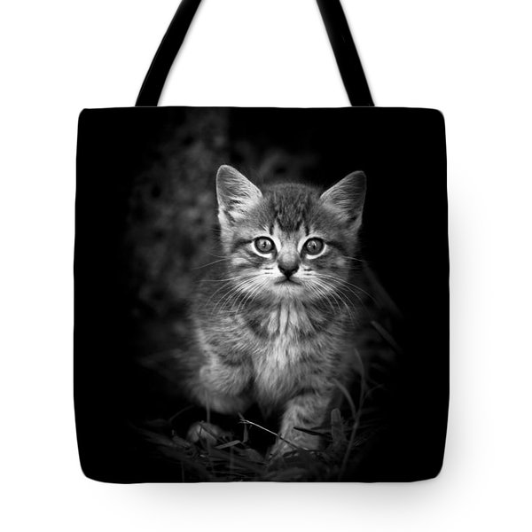 Courageous Tote Bag by Kim Henderson