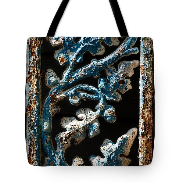 Crackled Coats Tote Bag by Christopher Holmes
