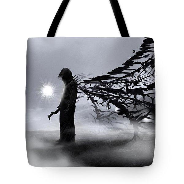 Creator Tote Bag by Mariusz Zawadzki