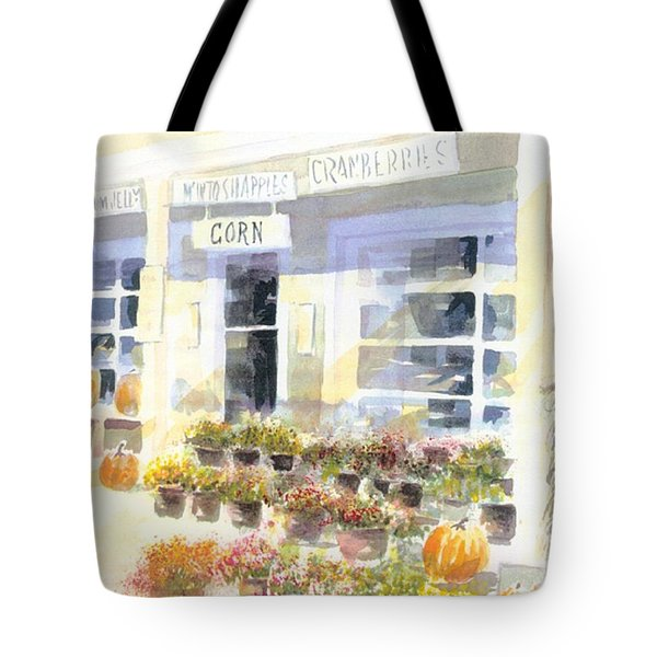 Crow Farm Tote Bag by Joseph Gallant