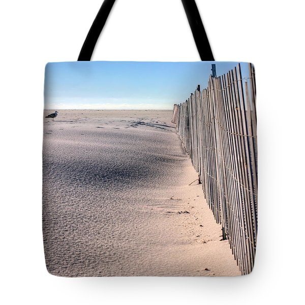 Crowds Tote Bag by JC Findley