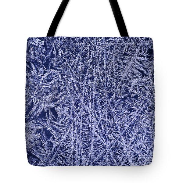 Crystal 2 Tote Bag by Sabine Jacobs