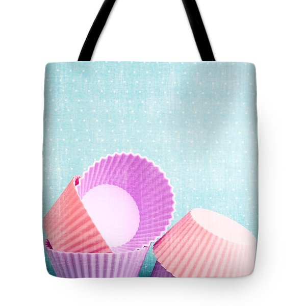 Cupcake Tote Bag by Edward Fielding