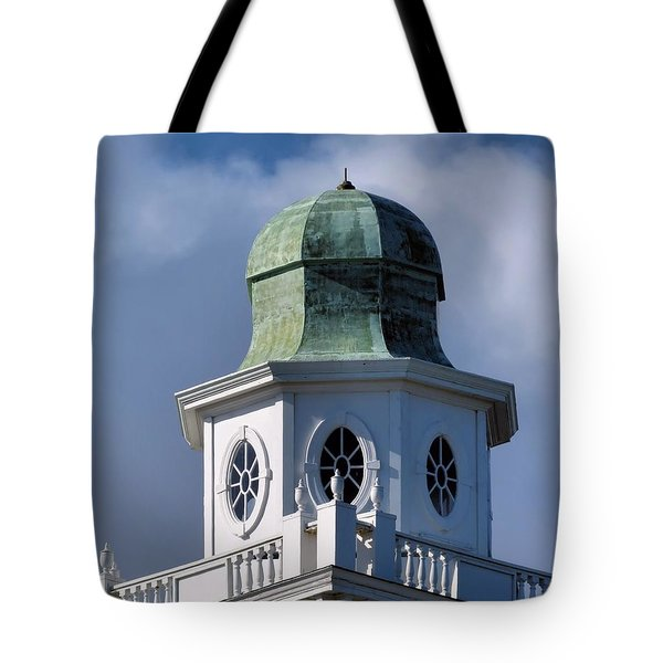 Cupola Tote Bag by Janice Drew