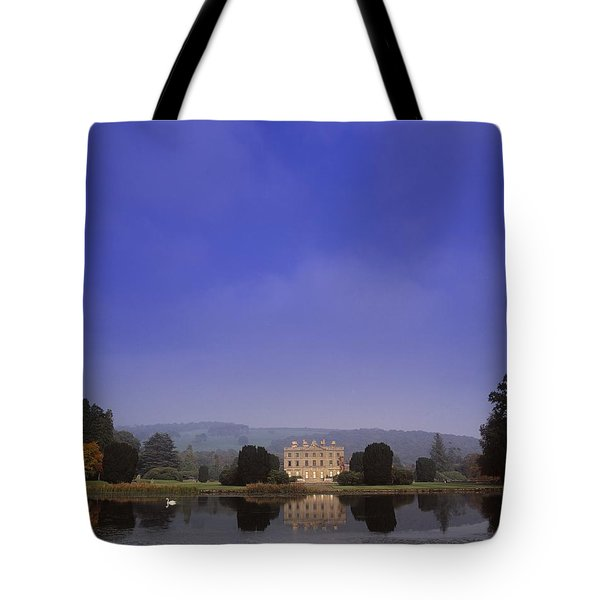 Curraghmore House, Portlaw, Co Tote Bag by The Irish Image Collection
