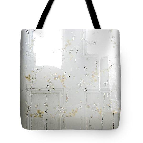 Curtain Tote Bag by John Greim