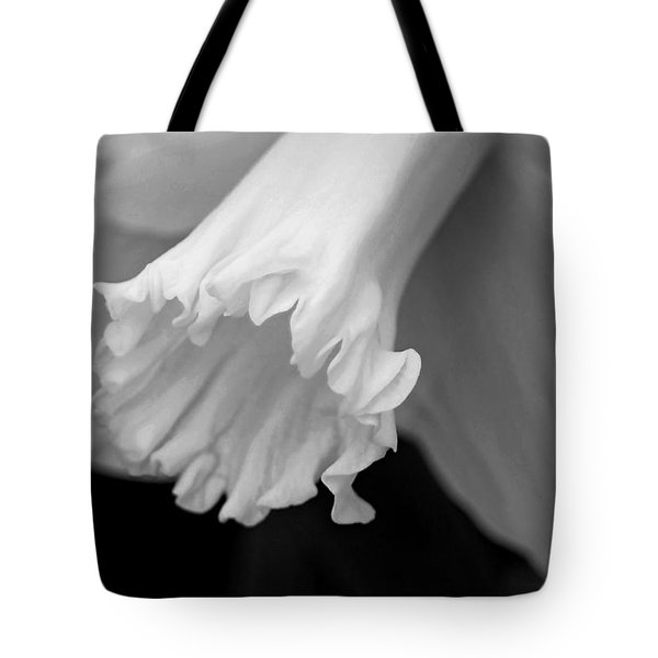 Daffodil Tote Bag by Lisa  Phillips