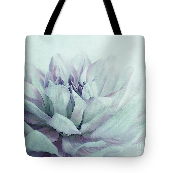 dahlia Tote Bag by Priska Wettstein