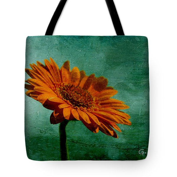 Daisy Daisy Tote Bag by Nomad Art And  Design
