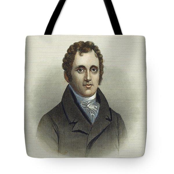Daniel D. Tompkins (1774-1825) Tote Bag by Granger