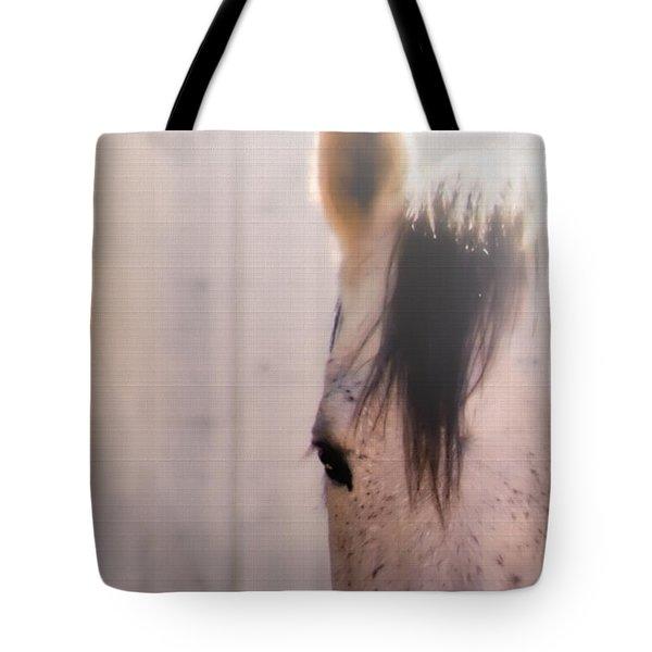 Dapple Devotion Tote Bag by Betty LaRue