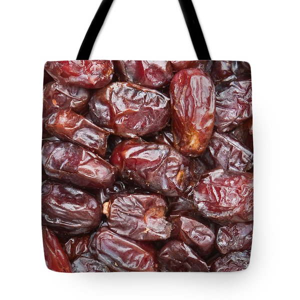 Dates Tote Bag by Tom Gowanlock