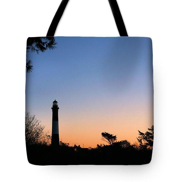 Dawn Breaks Tote Bag by JC Findley
