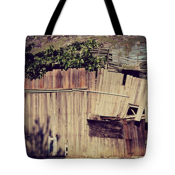 Days Gone By Tote Bag by Paulette B Wright