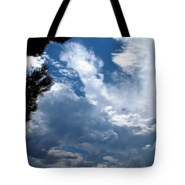 Deep Skies Tote Bag by Glenn McCarthy Art and Photography