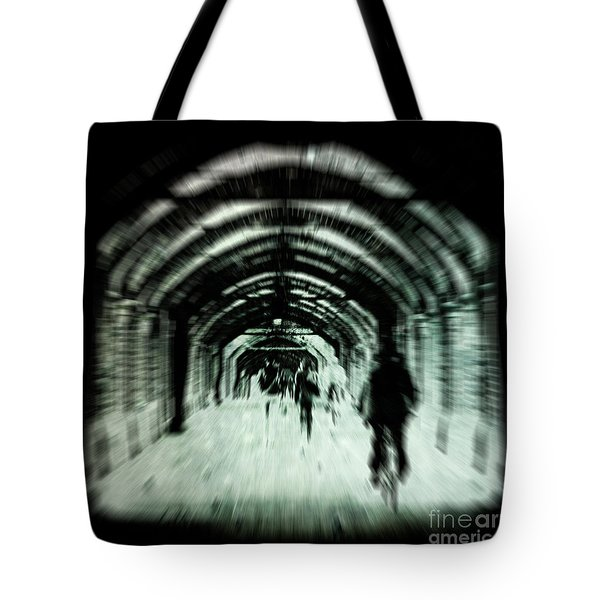 Delusions Tote Bag by Andrew Paranavitana