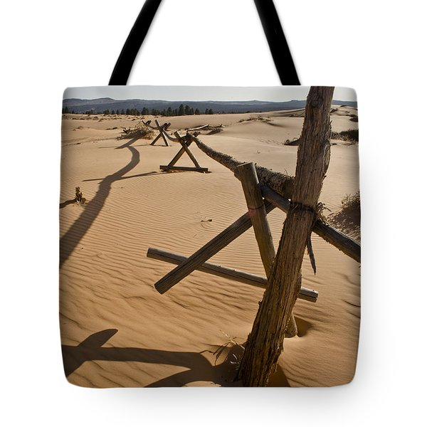 Desolate Tote Bag by Heather Applegate