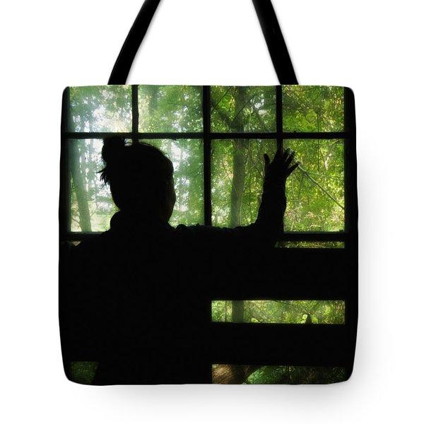 Desperate Ways Tote Bag by Evelina Kremsdorf