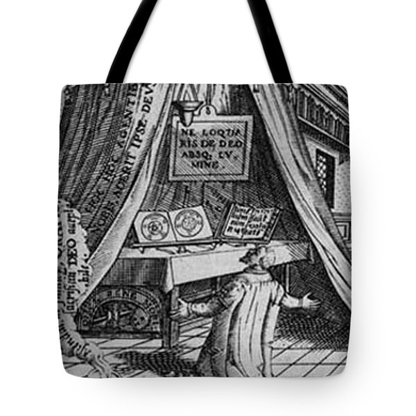 Detail From The First Stage Tote Bag by Science Source