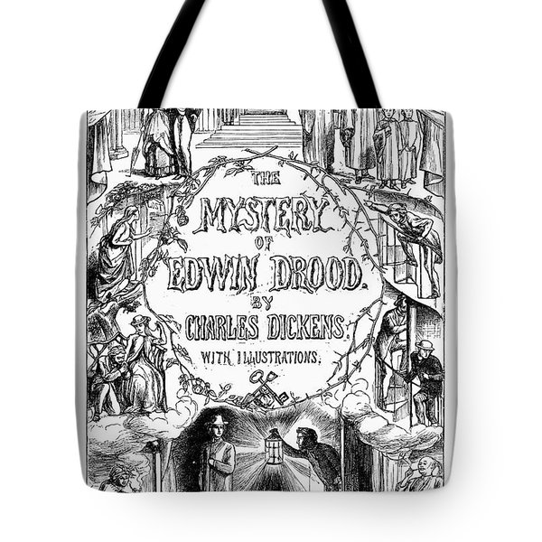 Dickens: Edwin Drood Tote Bag by Granger