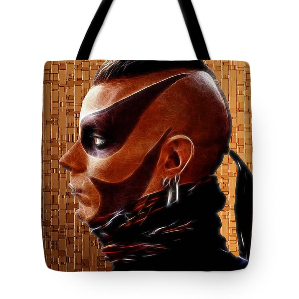 Different Type Of Clown Tote Bag by Methune Hively