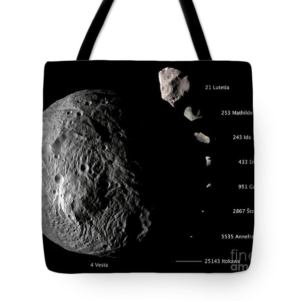 Digital Composite Showing Tote Bag by Stocktrek Images