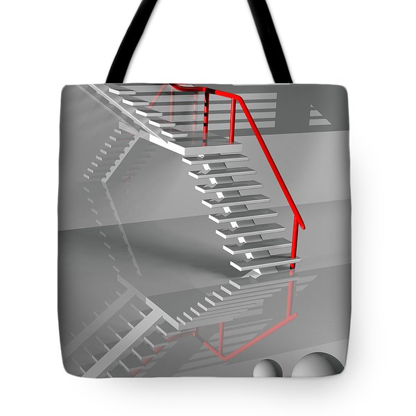 Discernment Tote Bag by Richard Rizzo