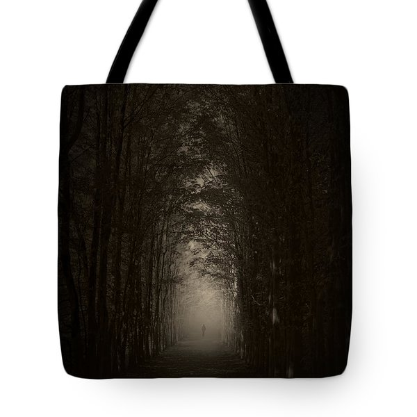 Disturbing Beauty Tote Bag by Lourry Legarde