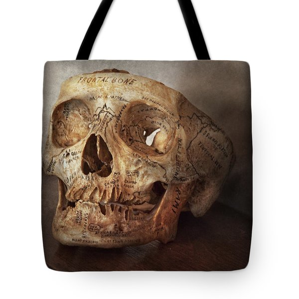 Doctor - Exam cheat sheet Tote Bag by Mike Savad