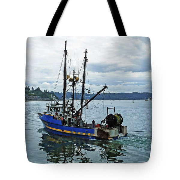 Done For The Day Tote Bag by Methune Hively