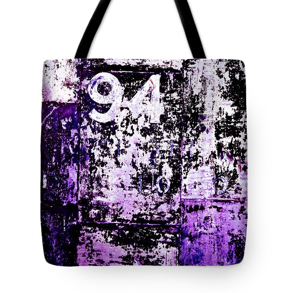 Door 94 Perception Tote Bag by Bob Orsillo