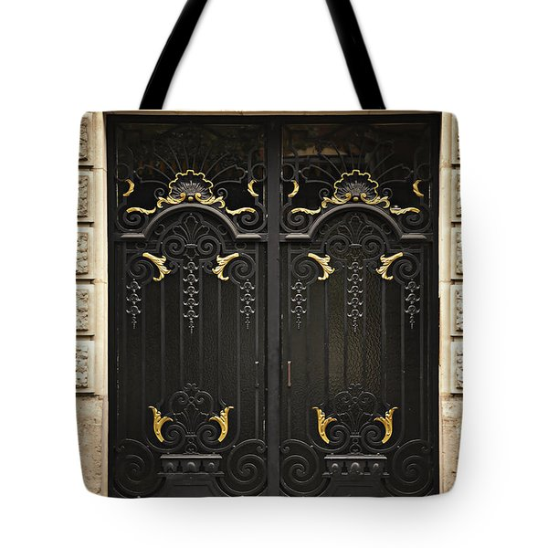 Doors Tote Bag by Elena Elisseeva