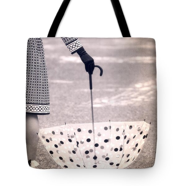 Dotted Tote Bag by Joana Kruse
