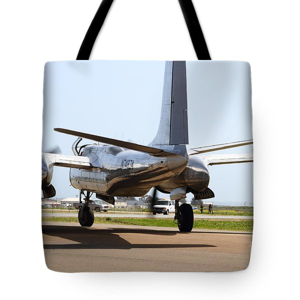 Douglas A26B Military Aircraft 7d15764 Tote Bag by Wingsdomain Art and Photography