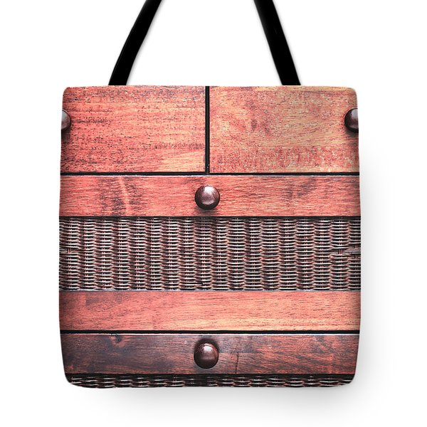 Drawers Tote Bag by Tom Gowanlock