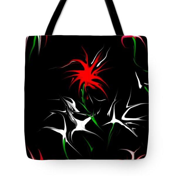 Dream Garden II Tote Bag by David Lane