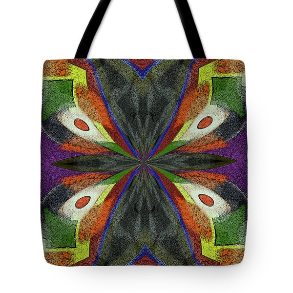 Dream Wings Tote Bag by Alec Drake