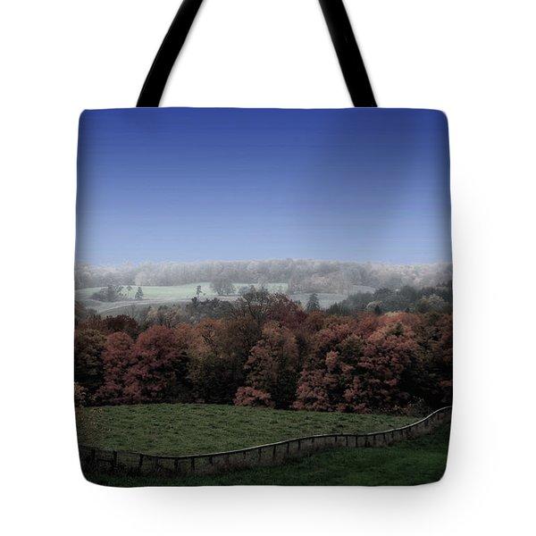 Duality  Tote Bag by Andrea Kollo