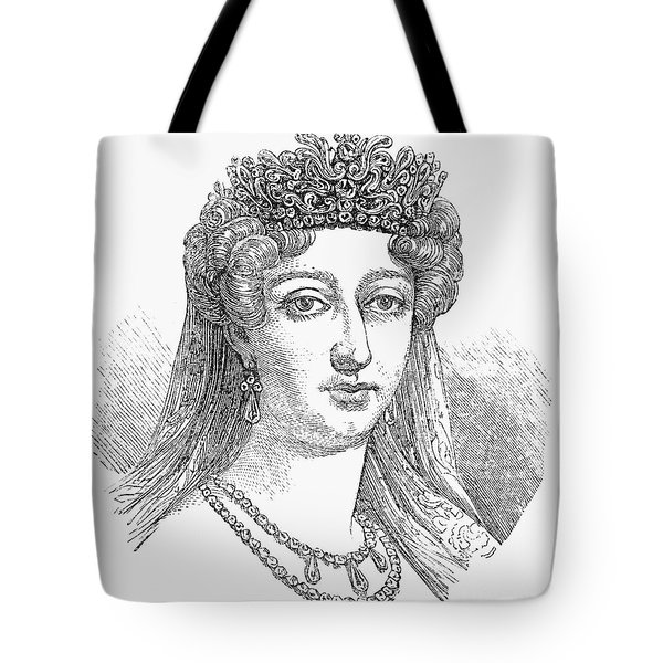 Duchess Of AngoulÊme Tote Bag by Granger