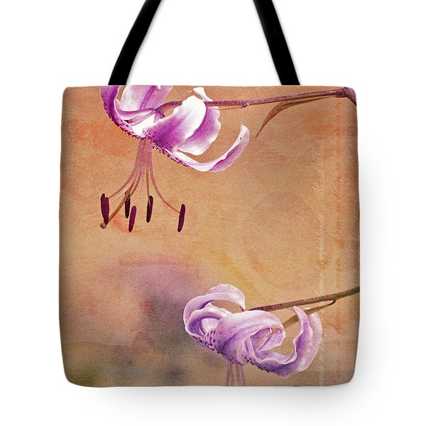 Duet 05c Tote Bag by Aimelle
