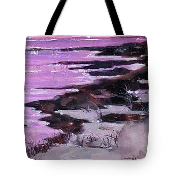 Dusty Two Tote Bag by Laura Lee Zanghetti