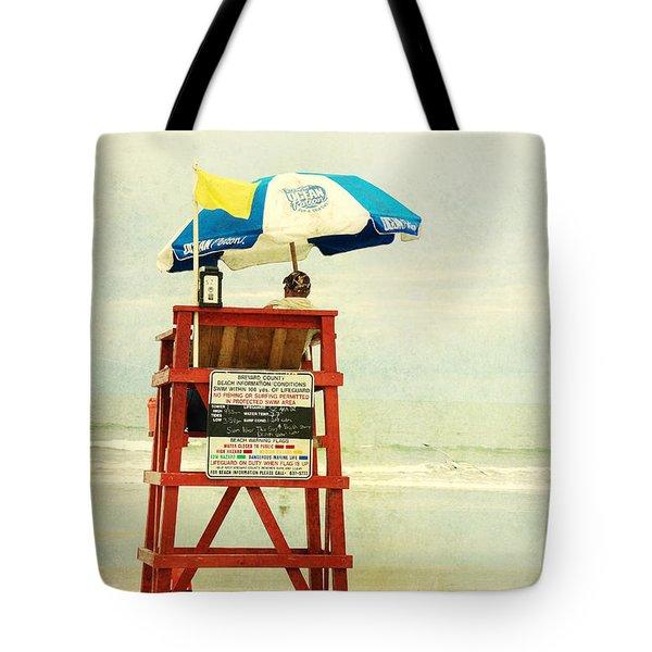 Duty Time Tote Bag by Susanne Van Hulst