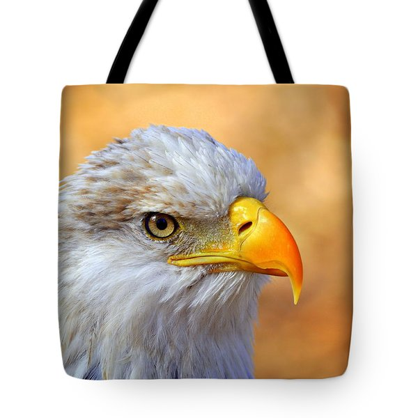 Eagle 7 Tote Bag by Marty Koch
