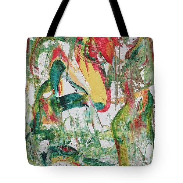 Earth Crisis Tote Bag by Ikahl Beckford