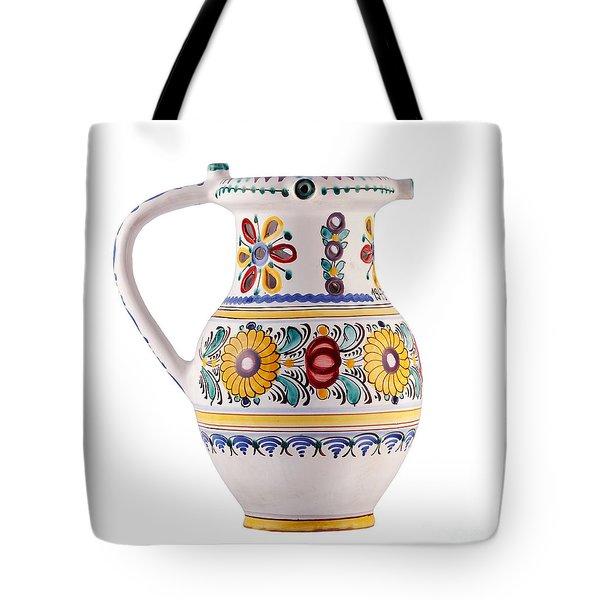 Earthenware Jar Tote Bag by Michal Boubin