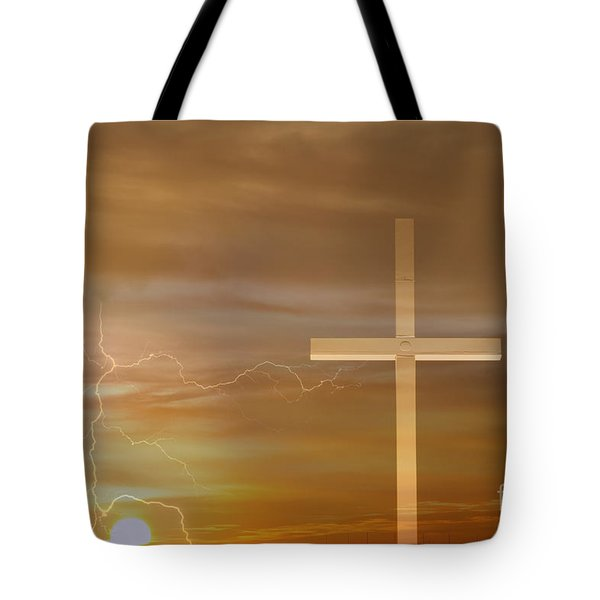 Easter Sunrise Tote Bag by James BO  Insogna